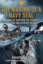 The Making of a Navy SEAL by Brandon Webb (2015, Hardcover) *BRAND NEW COPY*