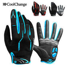 Winter Sports Full Finger Racing Cycling Gloves Bicycle Bike Touch Screen Gloves