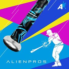 Alien Pros X-Tac Baseball Softball Bat Grip Tape Various Designs 3-Pack