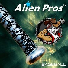 Alien Pros X-Tac Baseball Softball Bat Grip Tape Various Designs 3-Pack II