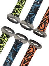 Alien Pros X-Tac Baseball Softball Bat Grip Tape Various Designs Mixture 6-Pack