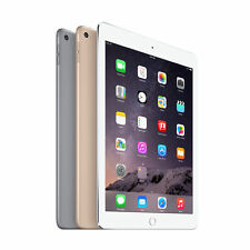 Apple iPad Air 2 (iPad 6) Unlocked 9.7'' in Wi-Fi 16GB / 64GB Black/White/Gold