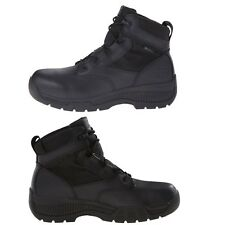 Timberland Men Boots Pro Valor 6 Inch Soft Toe Waterproof Work Boots Black