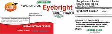 Eyebright (Euphrasia officinalis)  Herbal Extract  Powder Eye and sinus support