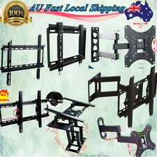 Plasma TV Wall Mount Slim Bracket Full Motion Tilt Swivel VESA LCD LED AU Stock