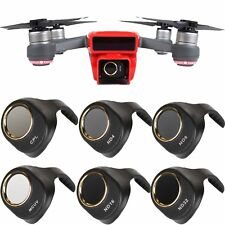 MCUV Lens Filters UV CPL ND2 ND4 ND8 ND16 Camera Lens Filter for DJI Spark Drone