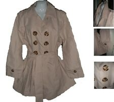 NEW LADIES LIGHT WEIGHT TRENCH COAT FROM  La Redoute SIZES 10 12