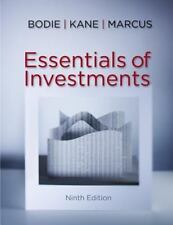 Essentials of Investments, Bodie, Kane, Marcus, 9th Ed.