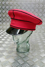 Genuine British Army 9th / 12th Royal Lancers Guards Dress Cap / Hat - All Sizes