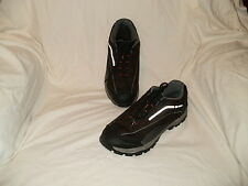 Nice! Women's Brown Lands End Hicking Athletic Sneaker Shoes, Sz 9 B