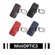 Mini OPTICS Reading Ultra Thin Frame Glasses All Strengths  Free nooz Case