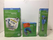 Mixed Lot of NEXT by Danco HydroClean Fill Valve, Total Repair, Seal B0612 A21