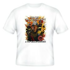 Fire Ems Police T-shirt All Men Created Equal Few Become Brothers Firefighter