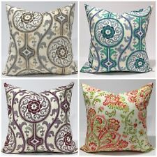 Ikat Home Fashions Oh Suzanni Pillowcase, Throw Pillow Case, Floral Lumbar Cover