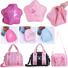 Fashion Girls Embroidered Tote Dance Bag Dress Ballet Bag Shoulder Bag Hand Bag