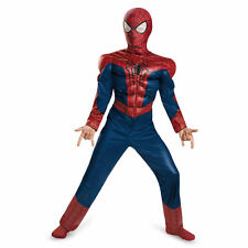 Disguise Amazing Spider-Man 2 - Child Spiderman Muscle Costume - 73033