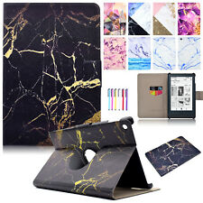 Magnetic Leather Case Stand Patterned Flip Cover For Amazon Kindle Fire 7/HDX7