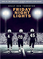 Friday Night Lights (DVD, 2004, Widescreen)