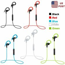 New Bluetooth Wireless Stereo Headset Earphone Headphone For iPhone Samsung LG