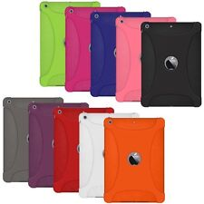 New Amzer Soft Silicone Skin Jelly Gel Case Cover for Apple iPad Air