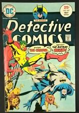 Detective Comics-Batman-#447-1975-DC-FINE-Creeper Appearance