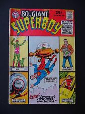 80 Page Giant #10 Superboy 1965  VG Low Grade DC Comic
