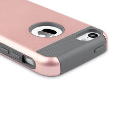 Hybrid Rugged Rubber Hard Shockproof Shatterproof Case For Samsung GALAXY S6 S7