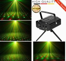 LOT 40 Mini LED R&G Stage Lighting Laser Projector Lights Party DJ Disco Show AP