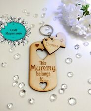 Personalised Keyring, Mummy, Nana, Grandma, Family,Gifts, Christmas, Mothers Day