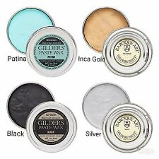 Gilders Paste® Wax paste, Gilders paste wax 1 ounce (30 ml) canister