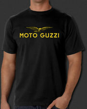 Moto Guzzi Motorcycles European racing New T-shirt S-6XL