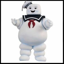 New 28cm Vintage Ghostbusters 3 Stay Puft Marshmallow Man Bank Sailor Figure