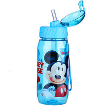 New Bottle Cartoon School Water Bottles For Kids Cute Kettle Shaker Sport Drink