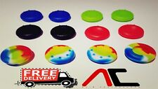 4x Rubber Thumbstick Grips for PS4 XBOX ONE PS3 XBOX 360 Controller