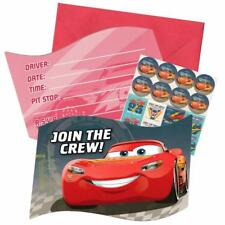 DISNEY CARS 3 PARTY SUPPLIES-BOYS BIRTHDAY PARTIES-KIDS PARTY SUPPLIES KITS