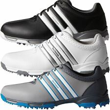 Adidas Golf 360 Traxion Lightweight WATERPROOF Mens Golf Shoes-Wide Fitting