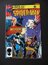 Web of Spider-man  #29 VF/NM  1987 High Grade Marvel Comic