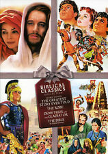ARTIST NOT PROVIDED-BIBLICAL CLASSICS COLLECTION  DVD NEW