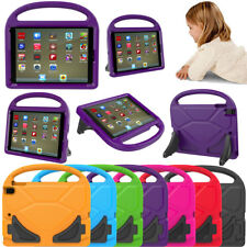 For iPad Air/Air 2 Pro 9.7 Safe Kids Shockproof EVA Foam Stand Handle Cover Case