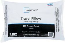 Mainstays Travel Pillow (1)