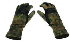 Flecktarn General Purpose Combat Gloves - German Army Surplus Soldier Airsoft