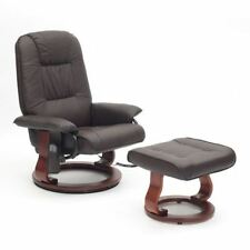 Napoli Heat and Massage Chair with Swivel Base & Recliner