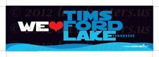 Tims Ford Lake We Love Tims Ford Lake Magnet Tennessee