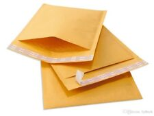 """6""""x9"""" GOLD KRAFT BUBBLE MAILER PADDED ENVELOPES BUBBLE MAILERS #0 FREE SHIPPING"""