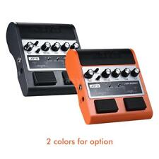 JOYO Bluetooth Guitar Amplifier Pedal Style  Dual Channel Built-in Battery P4V8