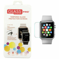 Premium Real Tempered Glass Screen Film Protector For Apple Watch 38mm 42mm