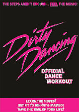 DIRTY DANCING - THE OFFICIAL DANCE WORKOUT - NEW / SEALED DVD - UK STOCK