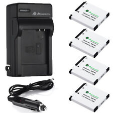 NB8L NB-8L battery / Charger For Canon PowerShot A2200 A3300 A3200 A3100 A3000