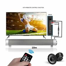 Wireless Bluetooth Home Theater Soundbar Subwoofer Multimedia Speaker System RT