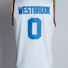 Russell Westbrook #0 UCLA Basketball Men's Stitched/Sewn Jersey NWT